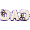 DAD Tribute in Purple